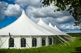 Wedding Tent - Entertainment Company